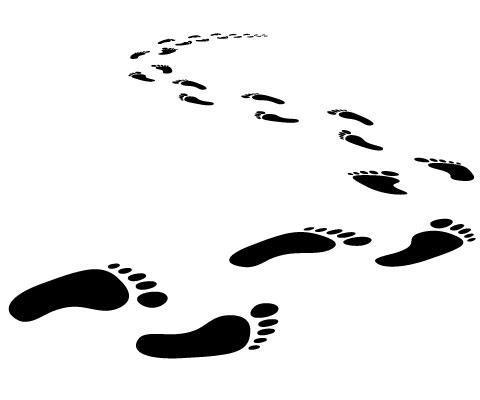 Barefoot Footprints