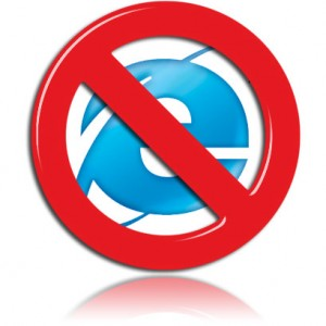 IE6 Ban