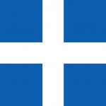 Flag of Greece (1822-1978)