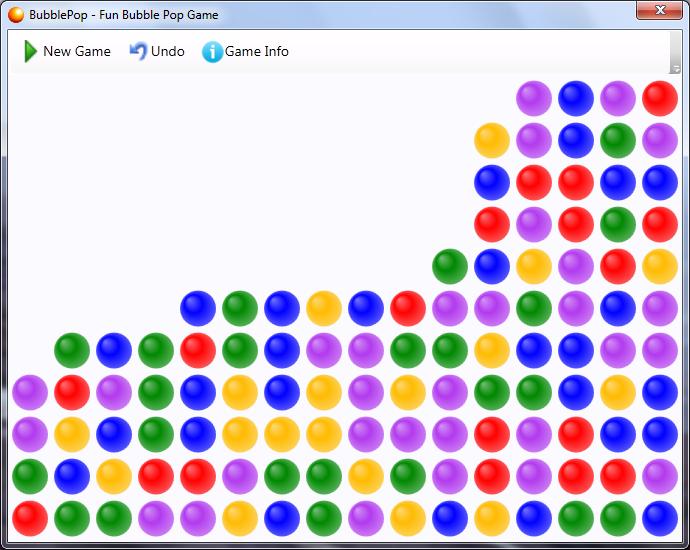 BubblePop full screenshot