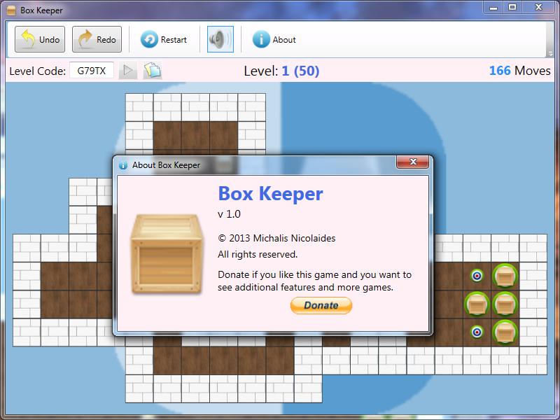Box Keeper screenshot