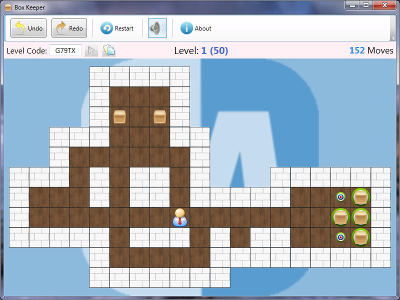 Box Keeper full screenshot